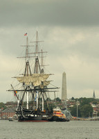 """Old Ironsides"" - Turnaround Sept 22nd 2014"