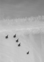Air National Guard 104th Fighter Wing Over Boston - 2014
